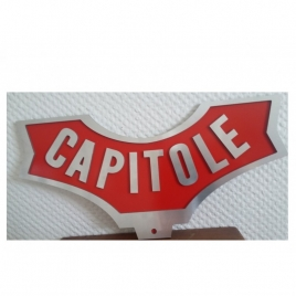 Plaque frontale Capitole BB 9200