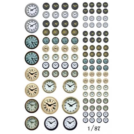 Horloges anciennes ho