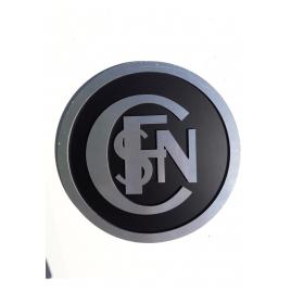 Logo Sncf entrelacé diam 35 cm