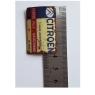 Plaque Garage Citroen Gardonne 1/43,5-1/87