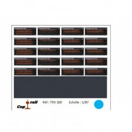 Tableau répérage voitures TRV300 Ho