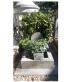 Pierre tombale inspirée de la Tombe de Mouloudji, échelle ho