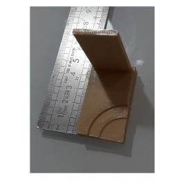 Pierre tombale de Bashung, échelle zéro