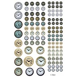 Horloges Paul Garnier 1/43,5