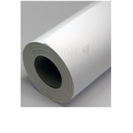 Feuille d'adhésif blanc vinyl finition brillante A5 10 x 15 cm environ