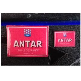 "Repro de plaque émaillée ""Antar"" 1/43"