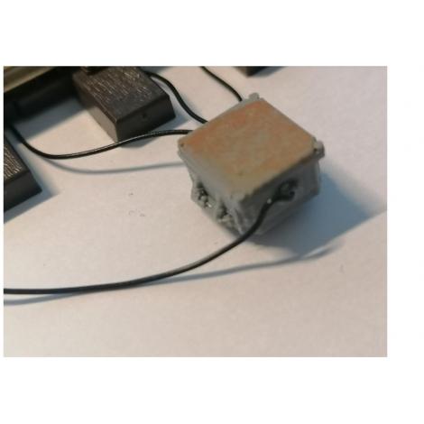 2 boitiers de Connexions inductives au 1/32